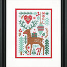 Nordic Winter Cross Stitch Kit additional 2