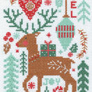 Nordic Winter Cross Stitch Kit additional 1