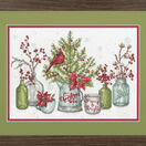 Birds And Berries Cross Stitch Kit additional 2