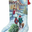 Christmas Tradition Cross Stitch Stocking Kit additional 2