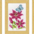 Butterflies Miniatures 2 Cross Stitch Kit (set of 3) additional 1