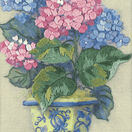 Colourful Hydrangea Embroidery Kit additional 1