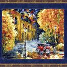 Autumn Vintage Cross Stitch Kit additional 2