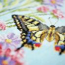 Swallowtails Cross Stitch Kit additional 4