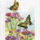 Swallowtails Cross Stitch Kit additional 3