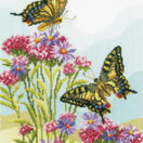 Swallowtails Cross Stitch Kit additional 1