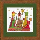 The Three Kings Cross Stitch Kit additional 3