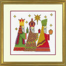 The Three Kings Cross Stitch Kit additional 1