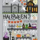 Halloween Spooktacular Cross Stitch Kit additional 2