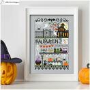 Halloween Spooktacular Cross Stitch Kit additional 1