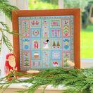 Snowman Sampler Cross Stitch Kit additional 3