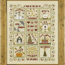 A Year In The Life Cross Stitch Kit additional 2