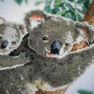 Koala Mum With Baby Cross Stitch Kit additional 2