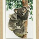 Koala Mum With Baby Cross Stitch Kit additional 3