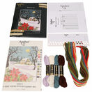 Winter Cottage Tapestry Kit additional 2