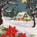Winter Cottage Tapestry Kit additional 1