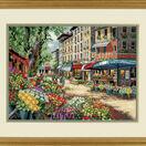 Paris Market Cross Stitch Kit additional 2