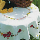 Poppies Tablecloth Embroidery Kit additional 1