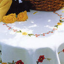 Poppies Tablecloth Embroidery Kit additional 3