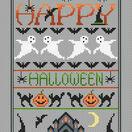Happy Halloween Cross Stitch Kit additional 1