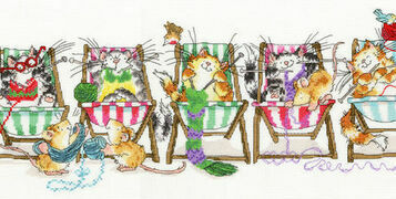 Product Spotlight: Margaret Sherry Cross Stitch Kits