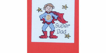 Father's Day Cross Stitch Gift Ideas