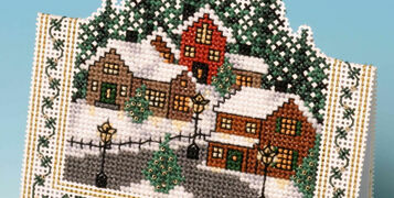 Christmas Cross Stitch Kits Range