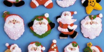Its Never Too Early - Miscellaneous Xmas Crafts