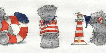 Product Spotlight: Tatty Teddy Cross Stitch Kits