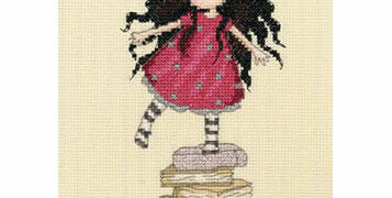 Our 7 Favourite Characters to Cross Stitch