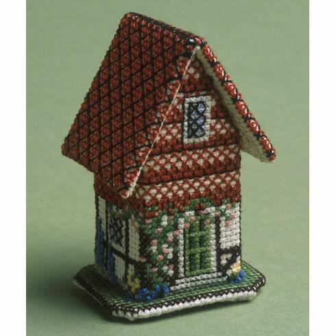 Summer in Sussex 3D Cross Stitch Kit