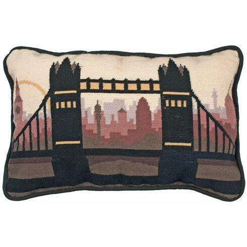 London Cushion Panel Tapestry Kit