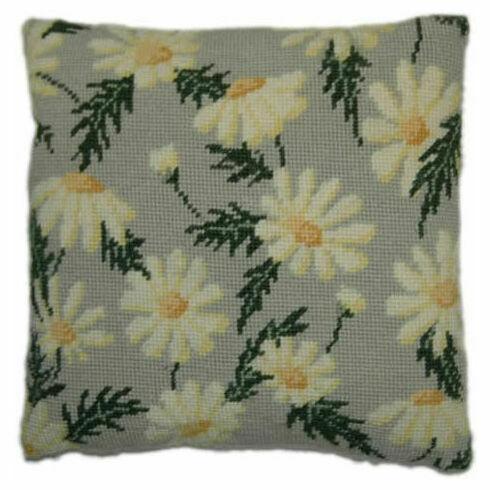 Marguerite Herb Pillow Tapestry Kit
