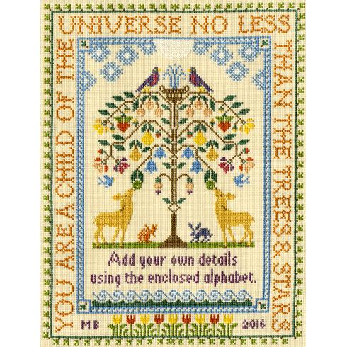 Tree Of Life Cross Stitch Kit