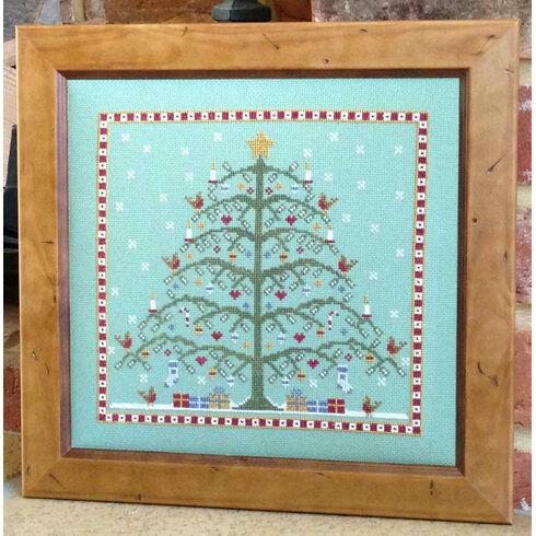 Christmas Eve Cross Stitch Kit