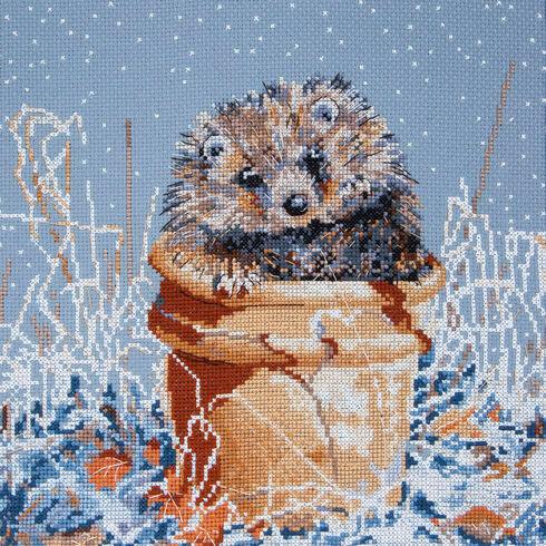 Prickly Pot Cross Stitch Kit