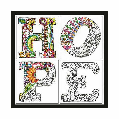 Zenbroidery Hope Fabric Pack