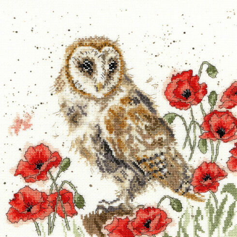 The Lookout Cross Stitch Kit