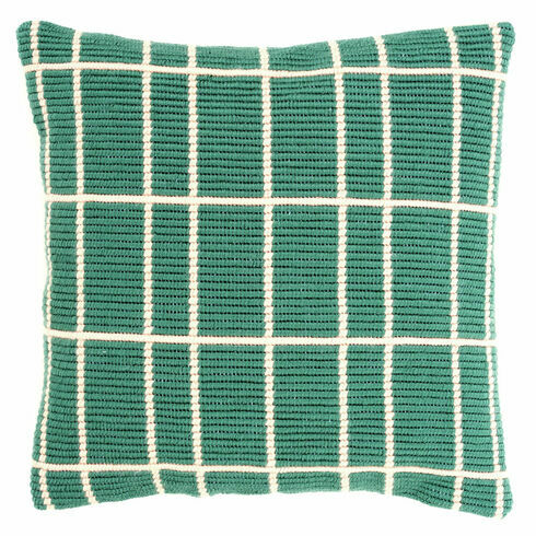 Squares Angled Clamping Stitch Cushion Panel Kit