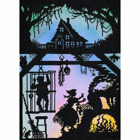 Hansel And Gretel (P) Cross Stitch Kit