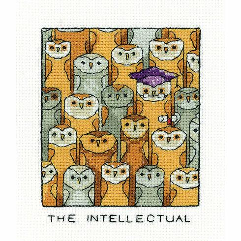 The Intellectual Cross Stith Kit