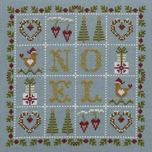 Noel Boxes Cross Stitch Kit