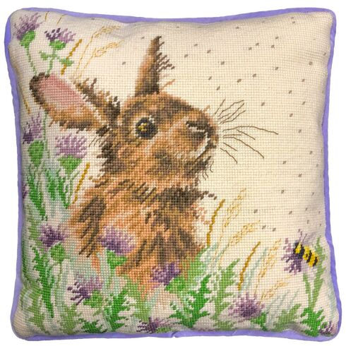 Rabbit In The Meadow Tapestry Kit