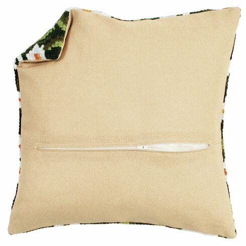 Vervaco Natural Cushion Back With Zipper (30 x 30cm)