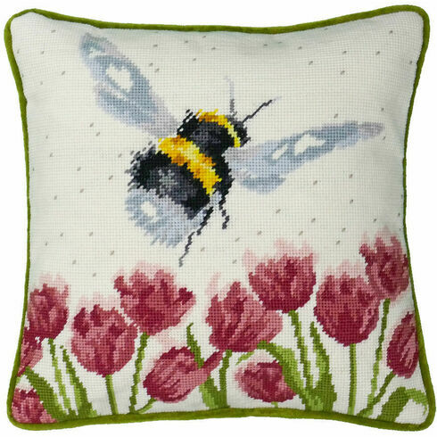 Flight Of The Bumble Bee Tapestry Panel Kit