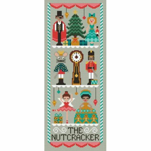 The Nutcracker By Little Dove Designs Cross Stitch Kit