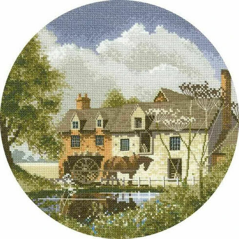 Morning Delivery Cross Stitch Kit