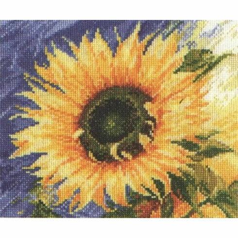 Messenger Of The Sun Cross Stitch Kit