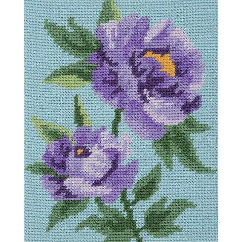 Peonies Beginners Tapestry Kit