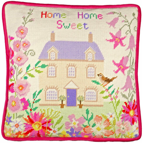 Home Sweet Home Tapestry Panel Kit